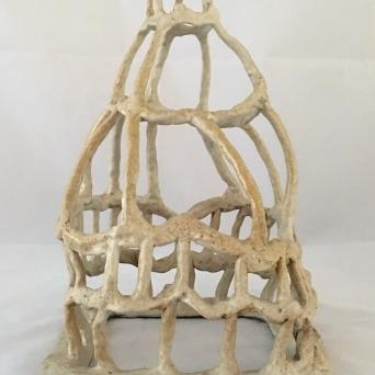 Capital Cage, Ceramic